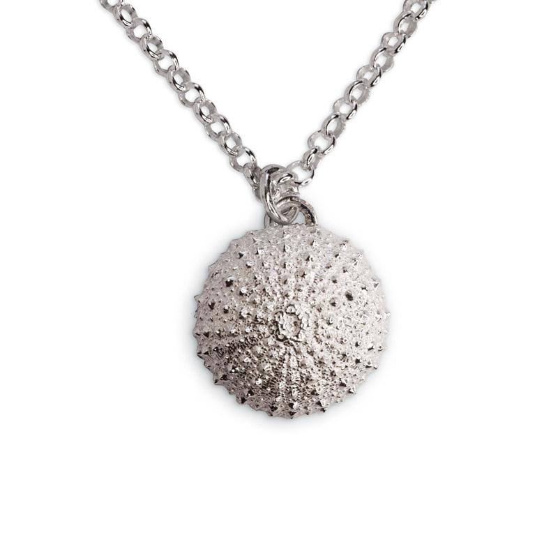 Ciondolo in argento con catenina \u201cRICCIO\u201d \u2013 Flore Sardigna Gioielli Sardi